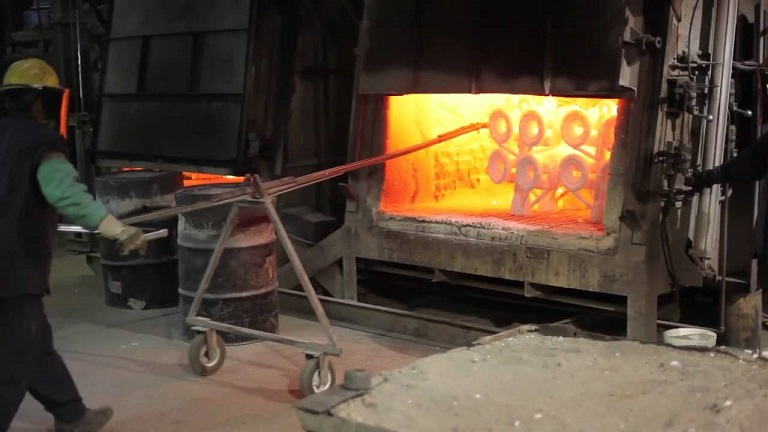 Stainless Steel Foundry