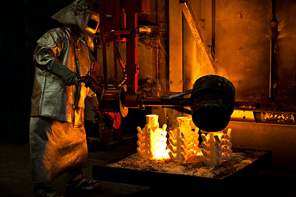Stainless Steel Investment Casting Process