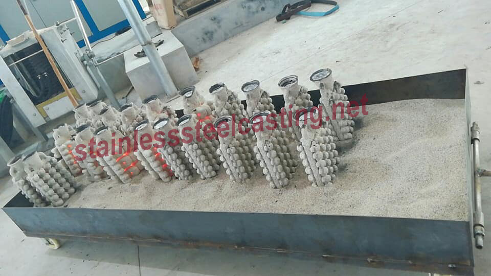 Cast Stainless Steel Grades