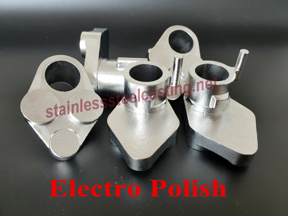 Electropolishing for Stainless Steel Castings