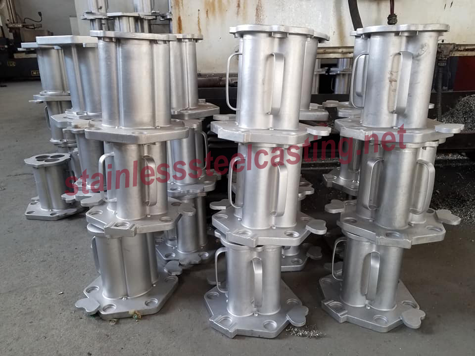 Stainless Steel Casting of Valve Components