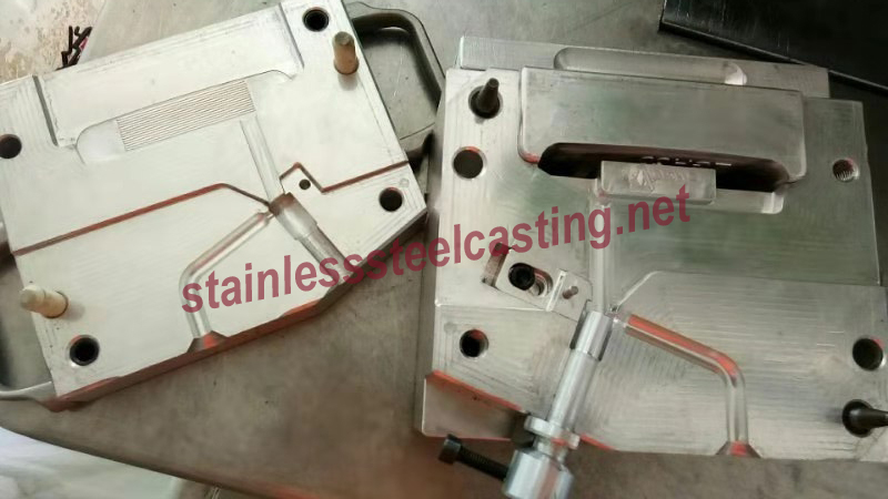 Stainless Steel Investment Casting Process-Creating A Mold