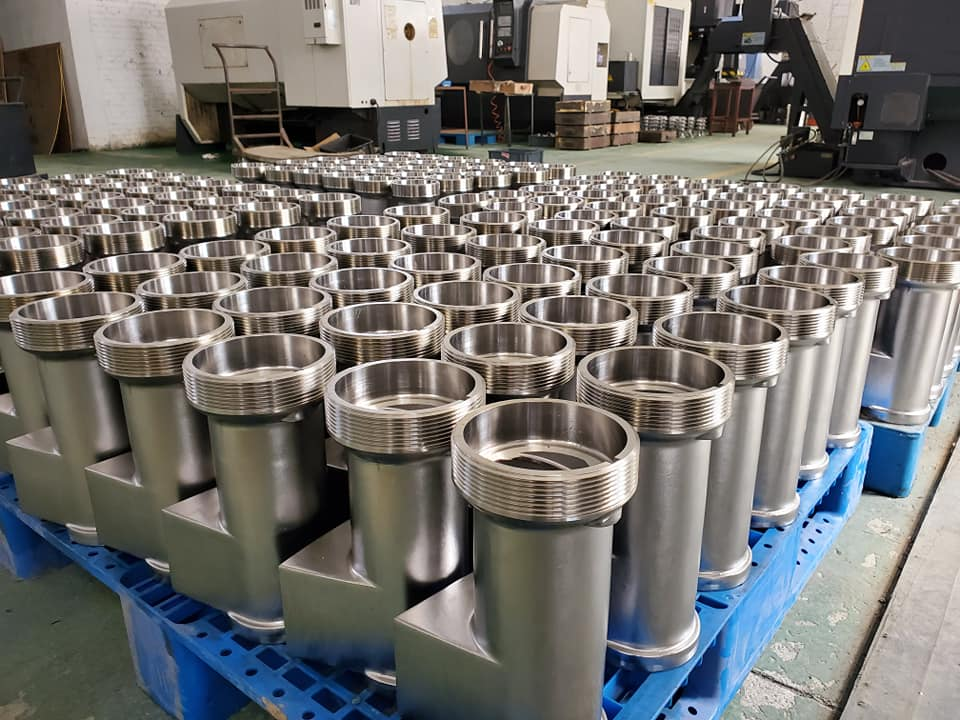 304 vs 304L Stainless Steel Casting