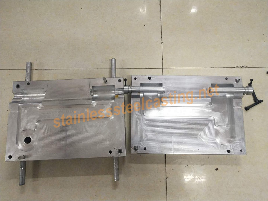 Stainless Steel Casting Mold