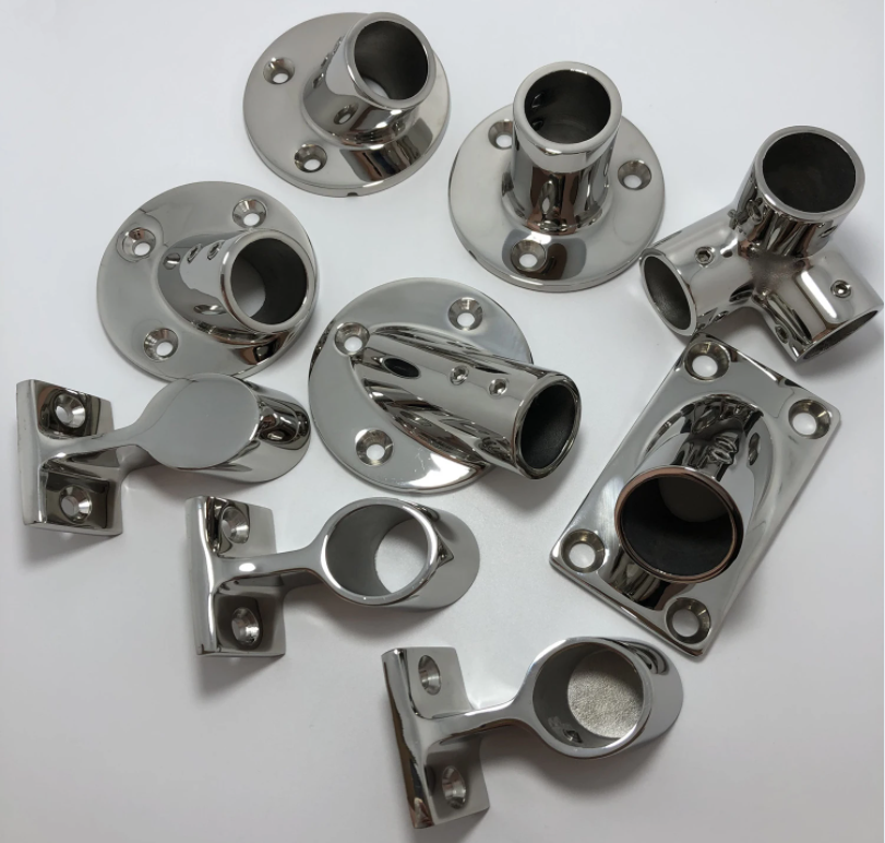 Cast Stainless Steel Marine & Boat Parts