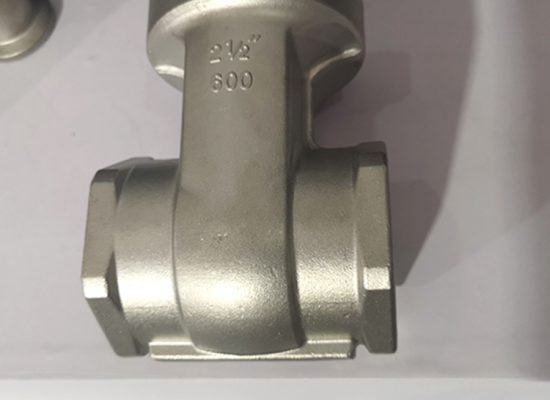 Stainless Steel Casting of Valve Body