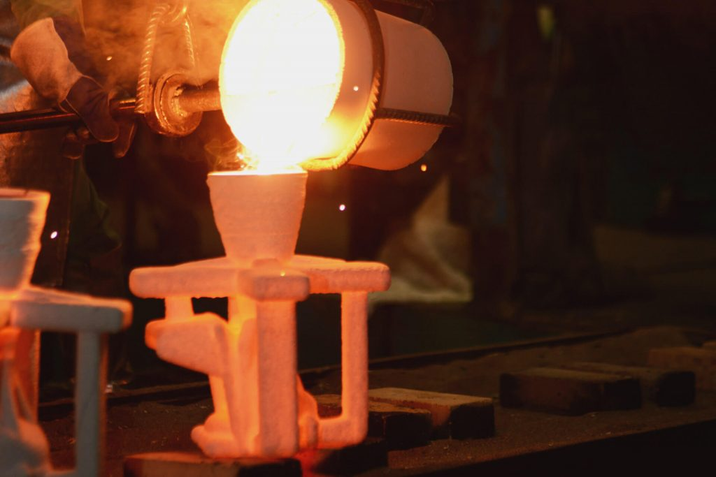 How A Stainless Steel Foundry Works